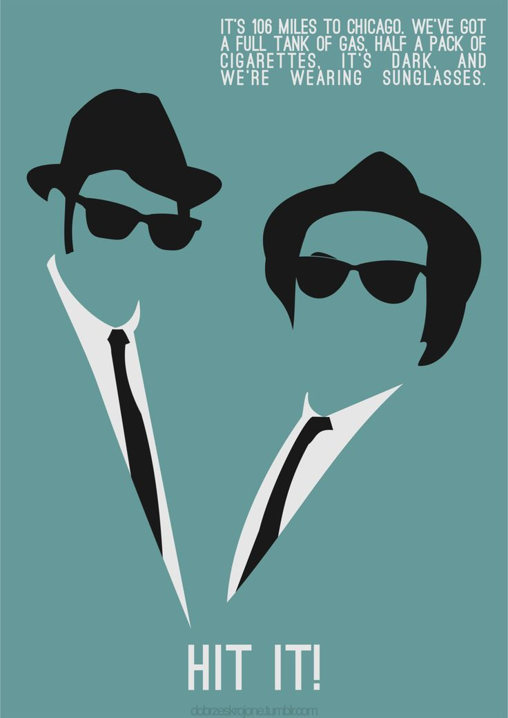 Blues Brothers by vontrobass.deviantart.com on @deviantART