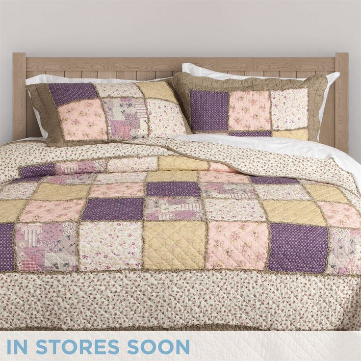 Ladysmith Cotton Quilt Set