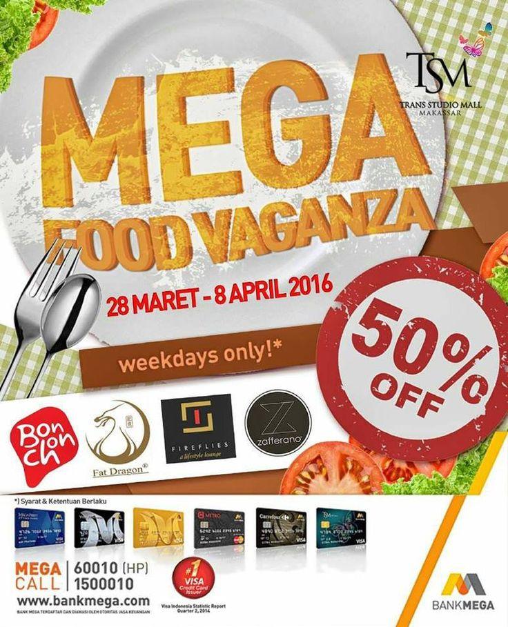 Mega Food Vaganza Di Makassar