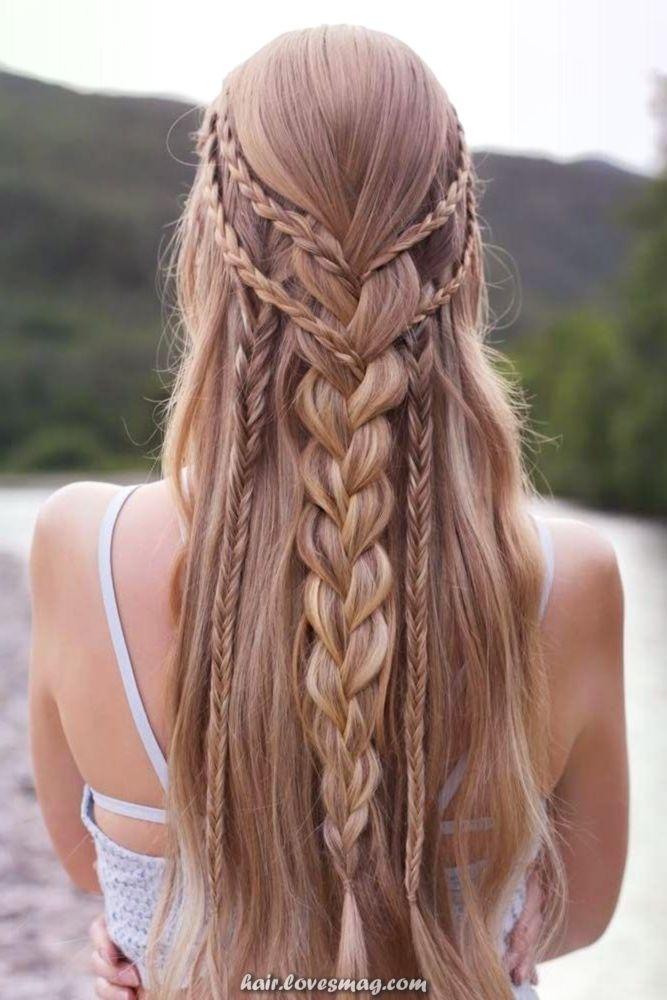 Lovely Gorgeous Dance Hairstyles For Lengthy Hair In 2020 Prom Hairstyles For Long Hair Braided Hairstyles Easy Braided Hairstyles