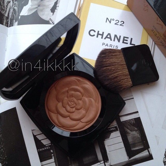 Chanel summer 2015 bronzer