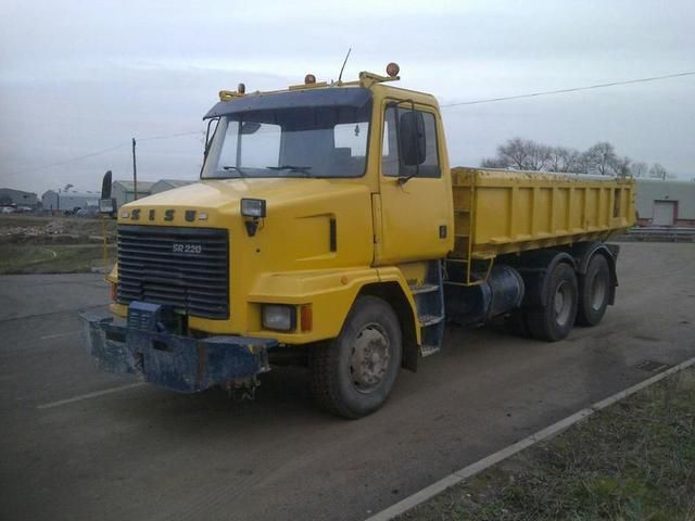 SISU SR220 of Finland