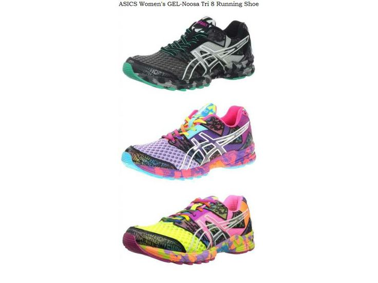 #ASICS Women's GEL-Noosa Tri 8 Running Shoe