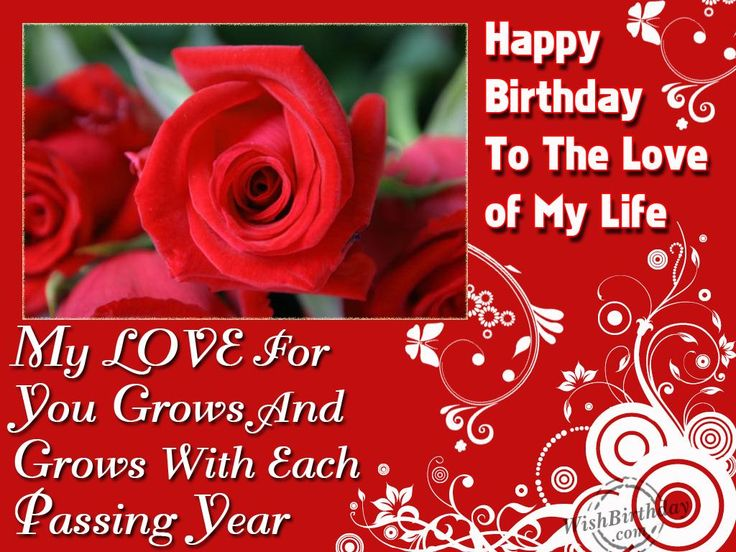 The 25 best Birthday wishes for lover ideas – Birthday Cards for Husband with Love