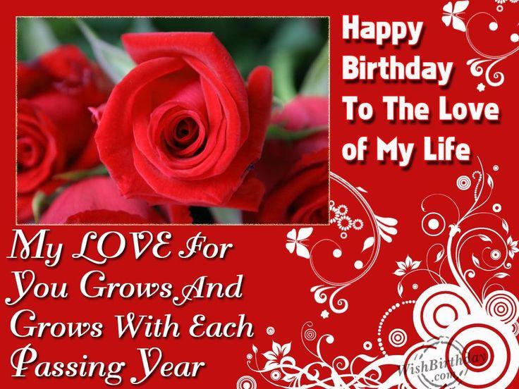 25 best Birthday greetings to husband ideas – Love Birthday Cards