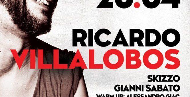 20 apr. Ricardo Villalobos al Livello Undiciottavi