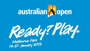 Australian Open 2013 - the launch day is like a huge family reunion - everyone is so friendly and welcoming