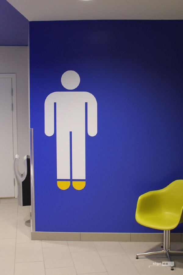 WC Men Pictogram