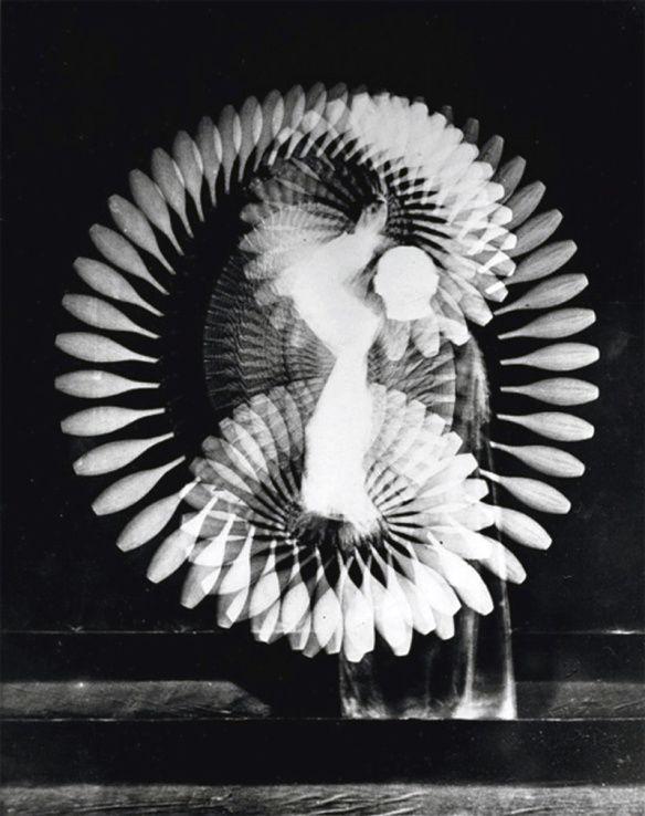 Harold Edgerton (American, 1903-1990) 'Indian Club Demonstratio' ca. 1939