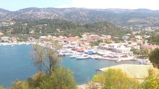 Sivota Harbour