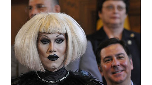 Pittsburgh City Council honors drag queen with Sharon Needles Day - Pittsburgh Post-Gazette
