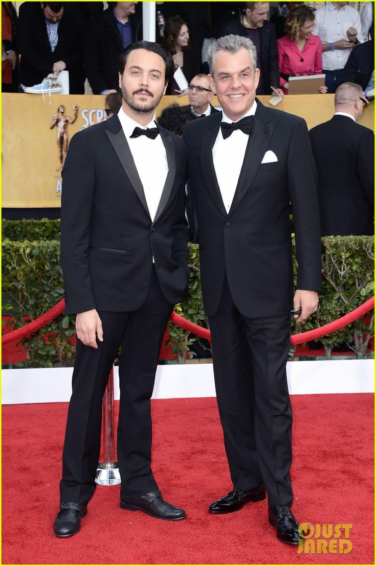 Jack Huston and Danny Huston - OMG