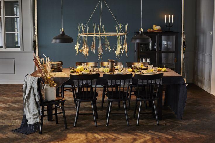 RANARP hanglamp | IKEA IKEAnl IKEAnederland inspiratie wooninspiratie licht verlichting led ledverlichting sfeer sfeervol donker winter kerst feestdagen