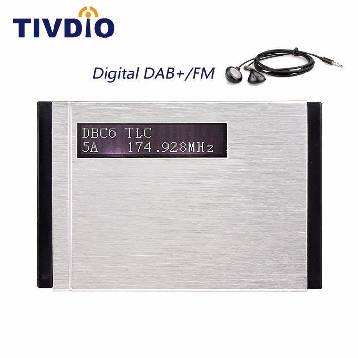 >> Click to Buy << TIVDIO T-101 Portable DAB+/DAB Radio Receiver+ FM RDS Radio Pocket Digital DAB Receiver with Earphone F9204 #Affiliate