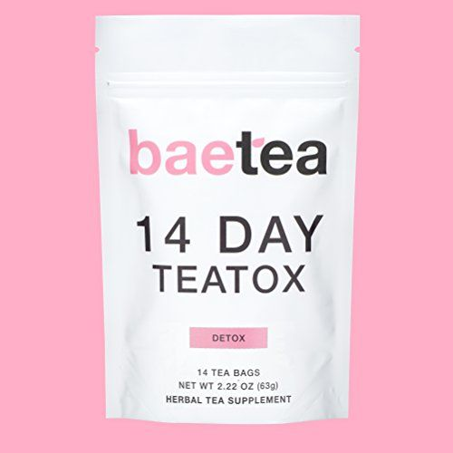Baetea-14-Day-Teatox-Gentle-Detox-Tea-Reduce-Bloating-and-Constipation-Appetite-Suppressant-14-Pyramid-Tea-Bags-Natural-Weight-Loss-Tea-Ultimate-Body-Colon-Cleanse