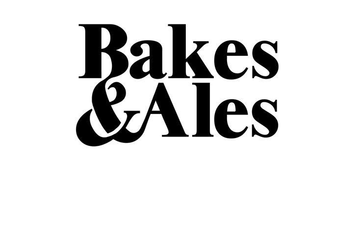Pop Up Pub: Bakes & Ales logo design on Behance