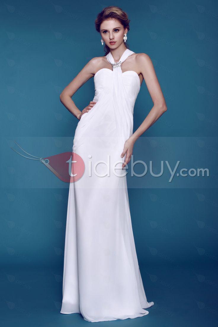68 best ウェディングドレス images on Pinterest   Homecoming dresses ...