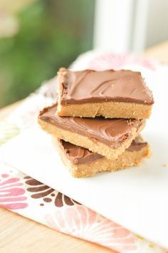 Recently I wanted to make a dessert for a youth retreat but I didn't really feel like turning on the oven. I remembered seeing these no bake peanut butter bars several places and thought they would be a crowd pleaser and I was right! These were so decadent and creamy and had a reese's feel …