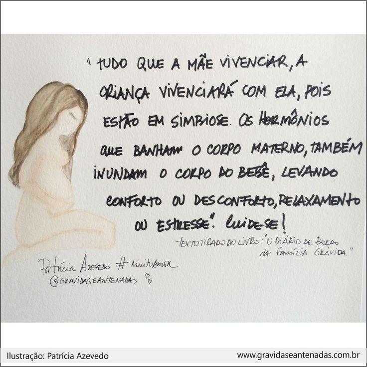 www.gravidaseantenadas.com.br #muitoamor #aquarela @studiopapelamor