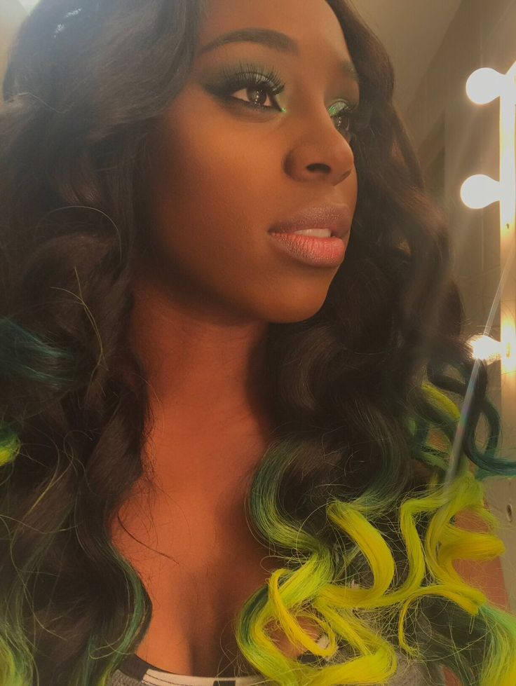 Trinity Fatu (@NaomiWWE) | Twitter