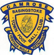 BASINGSTOKE TOWN FC  -  BASINGSTOKE