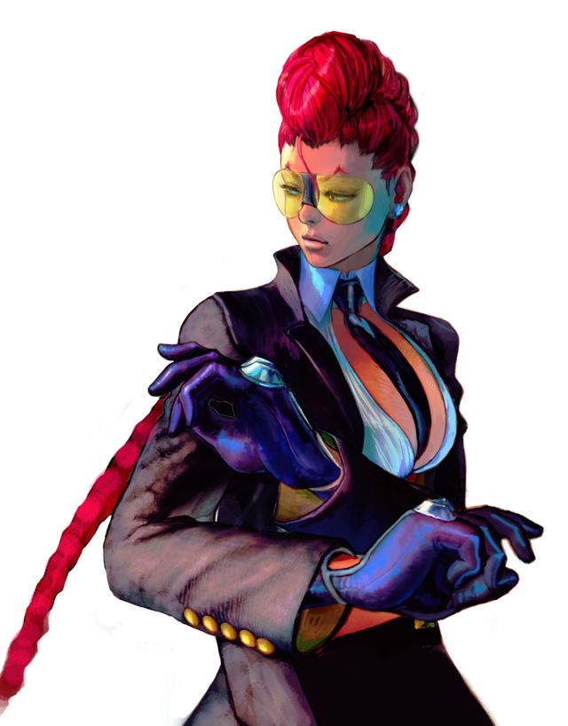 street fighter 4 character viper - Google Search