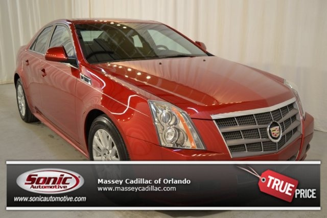 Massey Cadillac Used Car Inventory