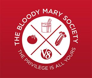 Bloody Mary Legend | Her Bloody Mary Recipe Book