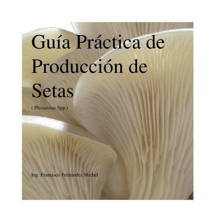 Guia practica para la produccion de setas