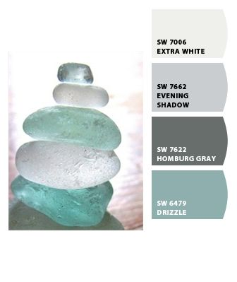 Love this color palette especially since it has turquoise! | CHIP IT! by Sherwin-Williams – ChipCard by Allisen C.