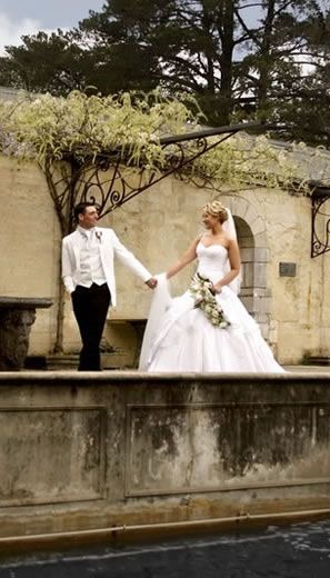 Your wedding ceremony can be held in the splendid Upper Gallery, or in the intimate Bluestone Chapel.  Montsalvat will provide you with an unforgettable reception in the Great Hall, or perhaps a cocktail-style party by the ornamental pond is more your style?  http://www.montsalvat.com.au