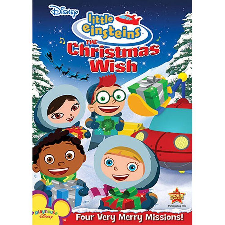 Little Einsteins The Christmas Wish DVD shopDisney in