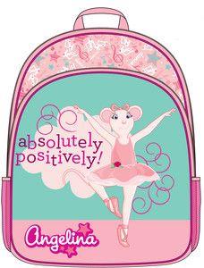 angelina ballerina rucksack