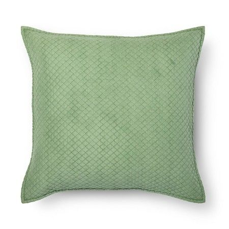 Washed Cotton Oversized Throw Pillow - Threshold™ : Target
