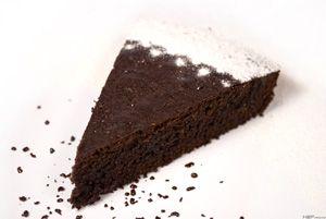 Vajas brownie ~ Receptműves