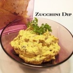 zucchini dip cleverparties