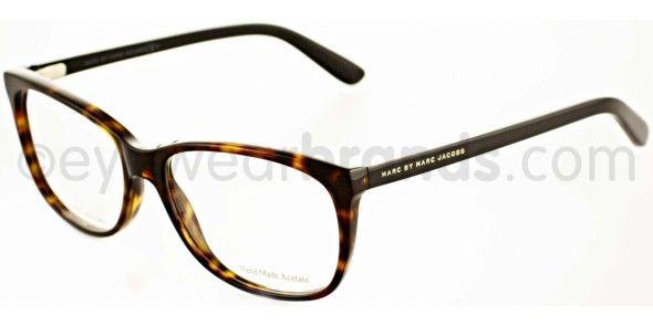 Marc By Marc Jacobs MMJ 514 Marc By Marc Jacobs MMJ514 KVX Havana Designer Glasses From Eyewearbrands