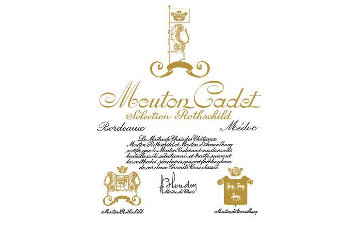 1930 Naissance de Mouton Cadet | Mouton cadet