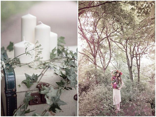 Lleno-Flower Inspiration boda Woodland | Fotografía Cristina Rossi | Reflexiones nupciales Wedding Blog 15