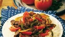 Easy Pepper Steak Recipe | Taste of Home
