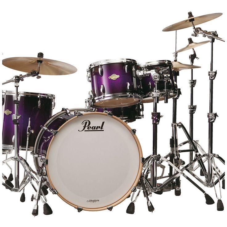 My drum set broke, would love to get a pearl drum set