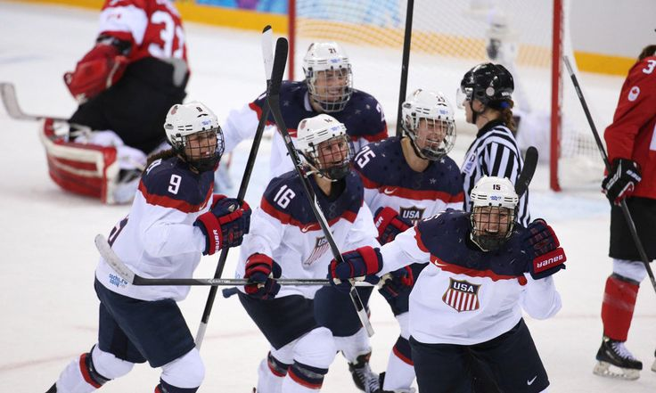 """USWNT win in USA Hockey dispute shows turning tide of women's sports = """"We've set a historic precedent for our sport,"""" US women's national team forward Hilary Knight said on ESPN's The Trifecta Tuesday night after finally striking a deal with USA Hockey, one that was 16 months in the making. """"I can't wait to just get on the ice, forget about all this and just have a lot of fun with my teammates and represent….."""