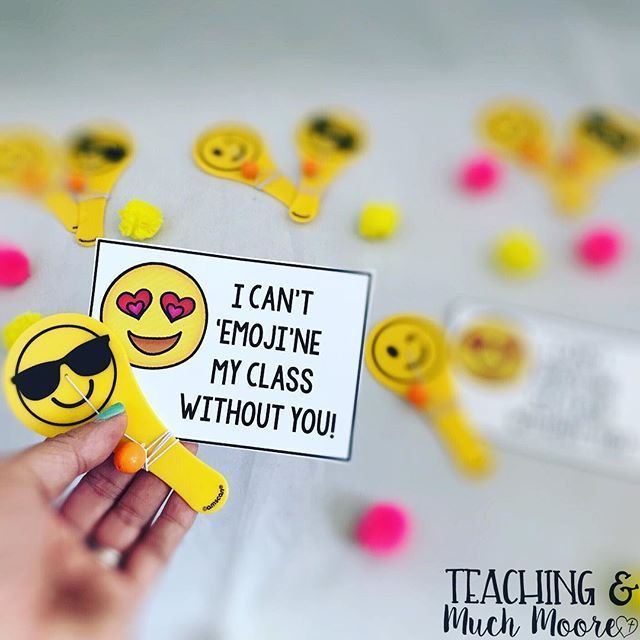 A teacher's brain never turns off.  These will be given to my new students at meet the teacher night in August.  The emoji back to school pack will be in my store sometime next week.  Store name: Victoria moore #sneakpeek #teachersoftpt #iteach3rd #emoji #teachingandmuchmoore #iteachk #iteachsecond #iteachfirst #preschool #teachersofinstagram #teacherspayteachers #teacherlife #backtoschool    #Regram via @teachingmore