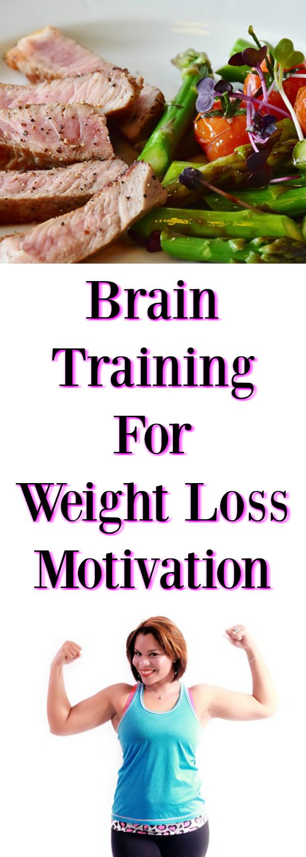 How to do brain training for weight loss motivation. These weight loss motivation tips will help you lose weight fast, especially if used with a healthy weight loss program.