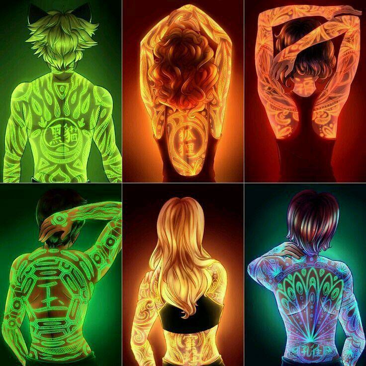 REAKTION AUF FAN ART MIRACULOUS LADYBUG – Ich muss gehen … – #Art #Fan #fantasy #L …