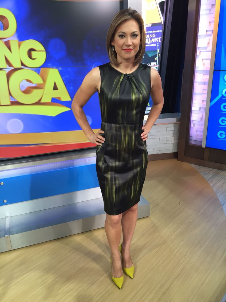 ginger zee in sexy photos