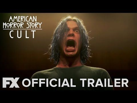 American Horror Story: Cult   Season 7: Official Trailer [HD] -- What scares you the most...? Watch the OFFICIAL TRAILER for AHS: Cult. Premieres 9.5.17 at 10p on FX.   FX Networks
