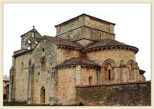 Santa Eufemia de Cozuelos- Ruta del Románico del Norte Palentino