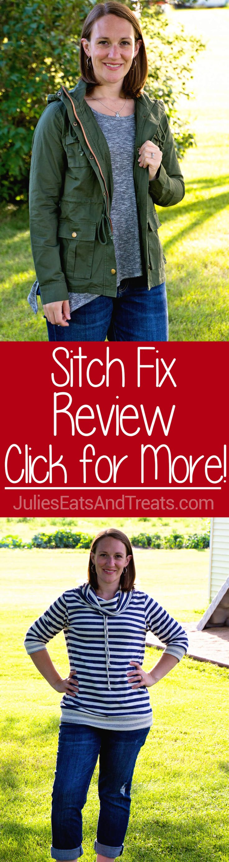 Stitch Fix Review August 2016 ~ Personalized Stylists Pick Out a Selection of Five Clothing Items or Accessories and Ship it to Your Doorstep!…