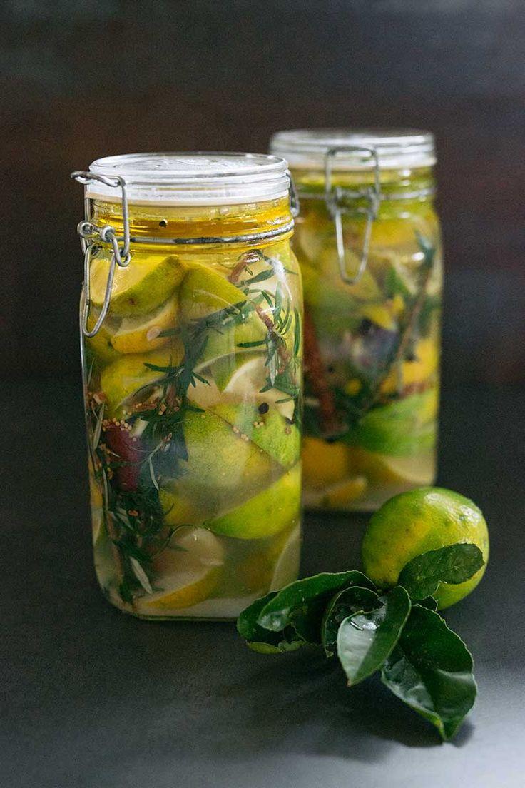 Preserved Lemons | Real Food School | Photo: Christine Sharp